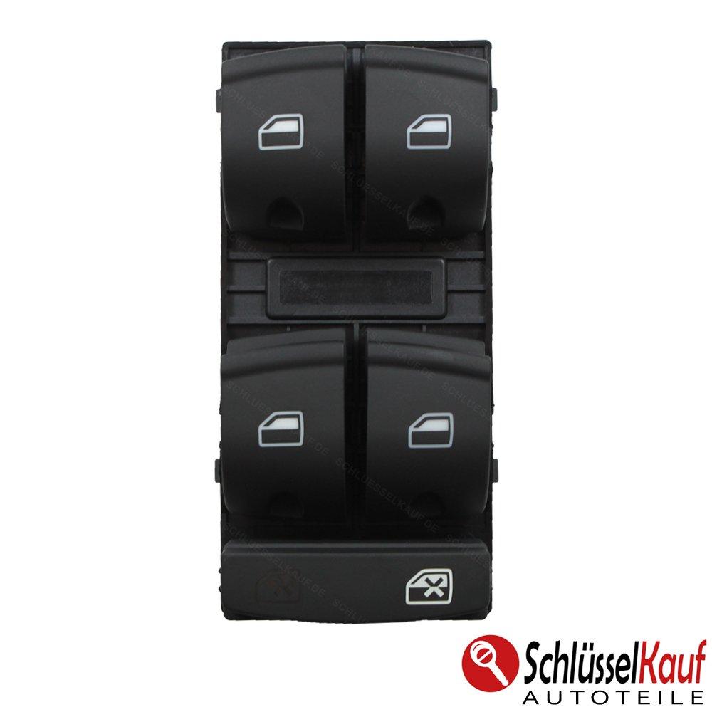 Alzacristalli Interruttore Finestra interruttore schaltel riscaldante commutazione 4/F0959851/NEU
