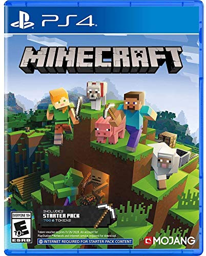 Minecraft Starter Collection - PlayStation 4