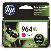 Cartucho HP 964 XL Magenta Original Alto Rendimiento (3JA55AL) Para HP OfficeJet Pro 9010, 9016, 9018, 9020