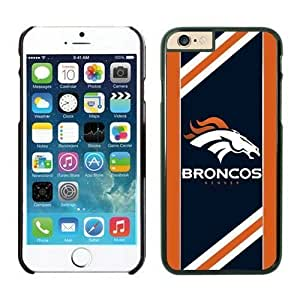 NFL Denver Broncos iphone 6 Cases Black 4.7 inchescell phone cases Gift Holiday Christmas GiftsTLWK934841