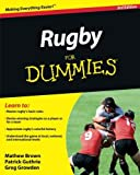 img - for Rugby For Dummies by Mathew Brown (2011-08-30) book / textbook / text book