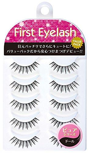 定義セッティング夕方First Eyelashi  ピュアシリーズ ドール