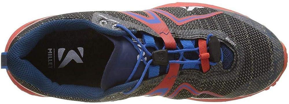 Millet Light Rush, Zapatillas de Trail Running Unisex Adulto, Multicolor (Orange/Electric Blue 000), 40 2/3 EU: Amazon.es: Zapatos y complementos