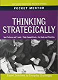 img - for Thinking Strategically (Pocket Mentor) book / textbook / text book