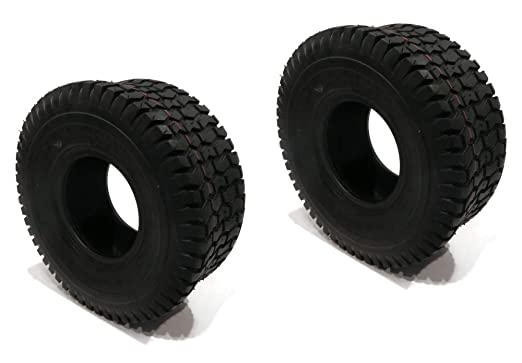 Juego de 2 16 x 6.50 - 8 16 - 6, 5 - 8 neumáticos de césped 4 ...
