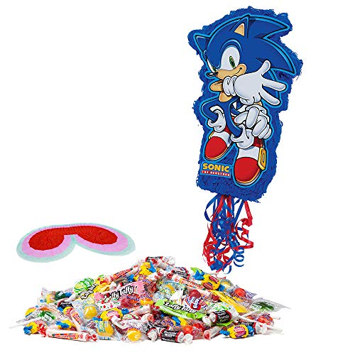 Costume SuperCenter Sonic the Hedgehog Pinata Kit ()