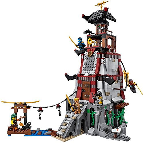 L'attaque Du Phare Lego 70594 Ninjago CtshrxdQ