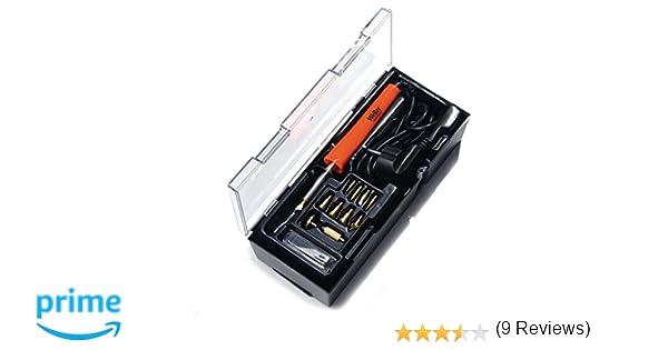 Weller WHK30EU - Kit de soldadura: Amazon.es: Industria, empresas y ciencia