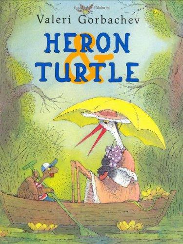 Heron and Turtle pdf