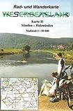 Weserbergland II: Minden - Holzminden Rad- und Wan