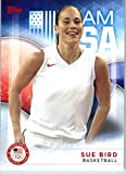 2016 Topps #44 Sue Bird Basketball USA Olympics Card