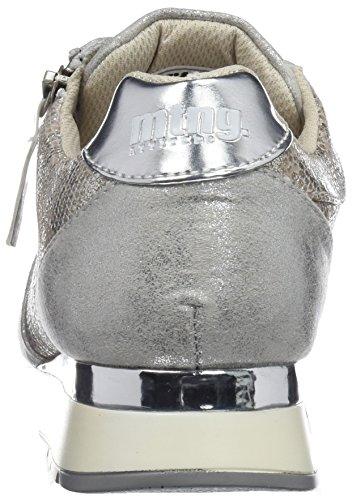 MTNG Ir Mujer M de R R Gris para Silver Matte Transit Deporte Plateado O Grissero Zapatillas rHrPp