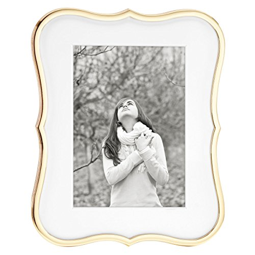 kate spade new york Crown Point Gold Picture Frame, 5x7 ()