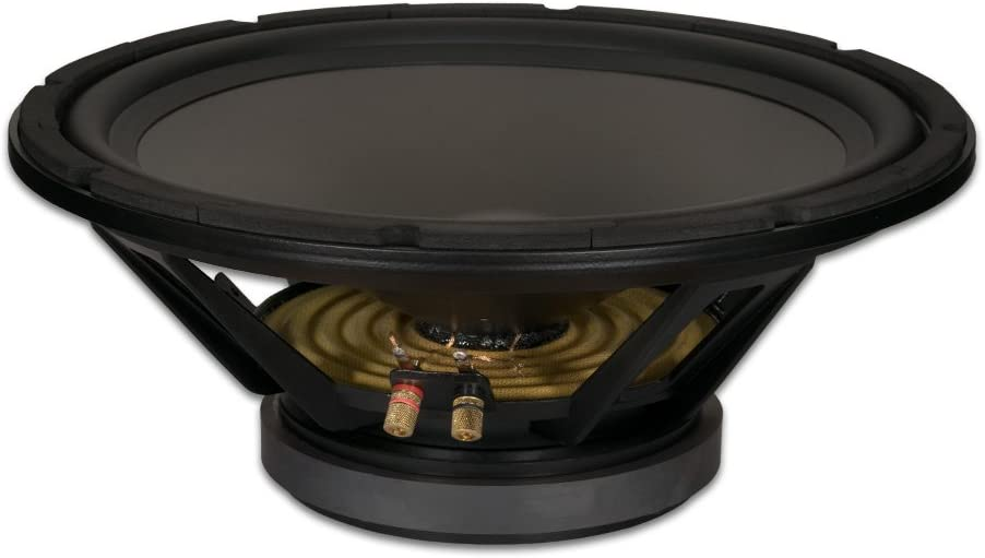 "Goldwood Sound GW-15PC-8 Heavy Duty 8ohm 15"" Woofer 550 Watts Replacement Speaker"
