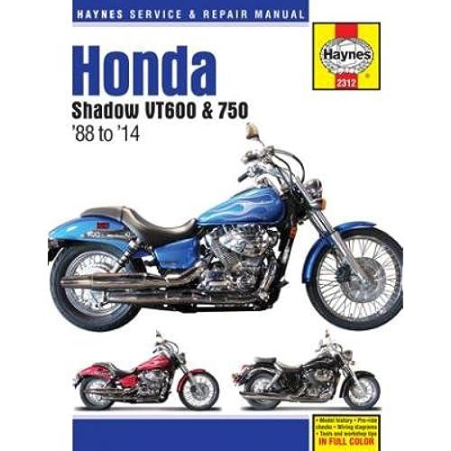 2003 honda shadow spirit 750 shop manual enthusiast wiring diagrams u2022 rh rasalibre co Honda Shadow Ace 1100 02 Honda Shadow Ace