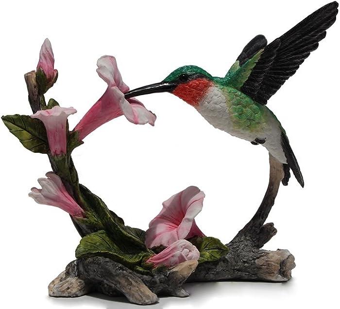 Top 8 Hummingbird Garden Statue