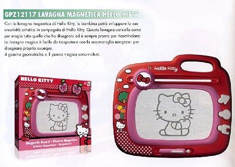 Pizarra magnética HELLO KITTY CCP12117: Amazon.es: Juguetes y juegos