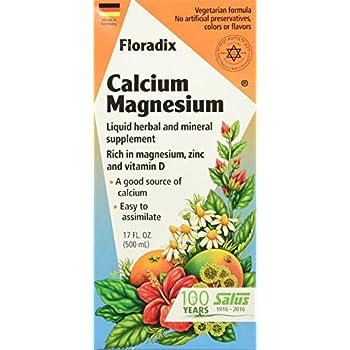 floradix kalsium magnesium