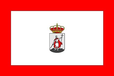 magFlags Bandera Large Gijón, Asturias, España | Bandera Paisaje ...