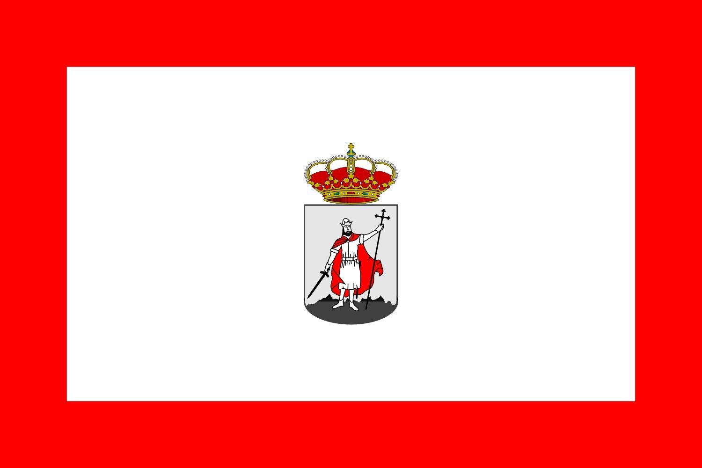 Amazon.com: magFlags Gran bandera Gijón | Bandera de Gijón ...