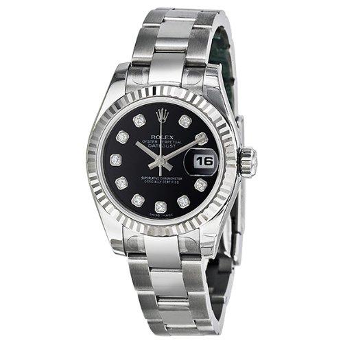 Rolex Watch Women Silver armourseal.co.uk