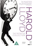 Harold Lloyd: The Definitive Collection [DVD] by Harold Lloyd