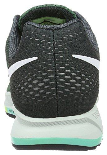 Nike Mænds Luft Zoom Pegasus 33 Grøn Sten / Hvid / Tang gYor1BW2l