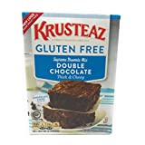 Krusteaz Gluten Free Double Chocolate Brownie Mix (Pack of 3)