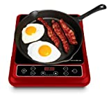 Big Boss 9148 1300-watt Induction Cooktop Compatible with...