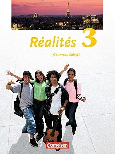 Réalités - Aktuelle Ausgabe: Band 3 - Grammatikheft