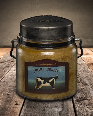 McCall's Classic Jar Candle 16 oz. Creme Brulee
