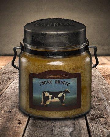 McCall's Classic Jar Candle 16 oz. Creme Brulee