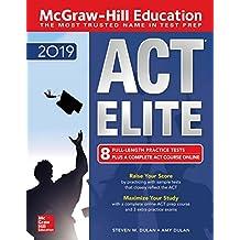 McGraw-Hill ACT ELITE 2019