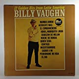 12 Golden Hits From Latin America - Billy Vaughn