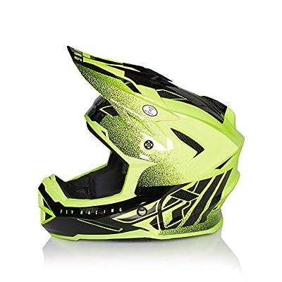 Fly Racing Default Full-Face Helmet : Automotive