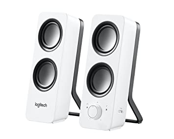 a9de5636553 Logitech Z200 Speaker - Snow White: Amazon.co.uk: Computers ...