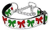 Dog Supplies Christmas Bows/Ribbon Collar