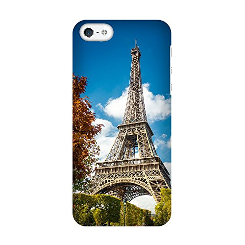 iPhone 5C Coque photo - Tour d'Eiffel