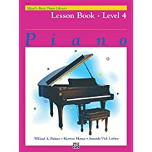 Alfred's Basic Piano Library - Lesson 4: Learn to Play with this Esteemed Piano Method