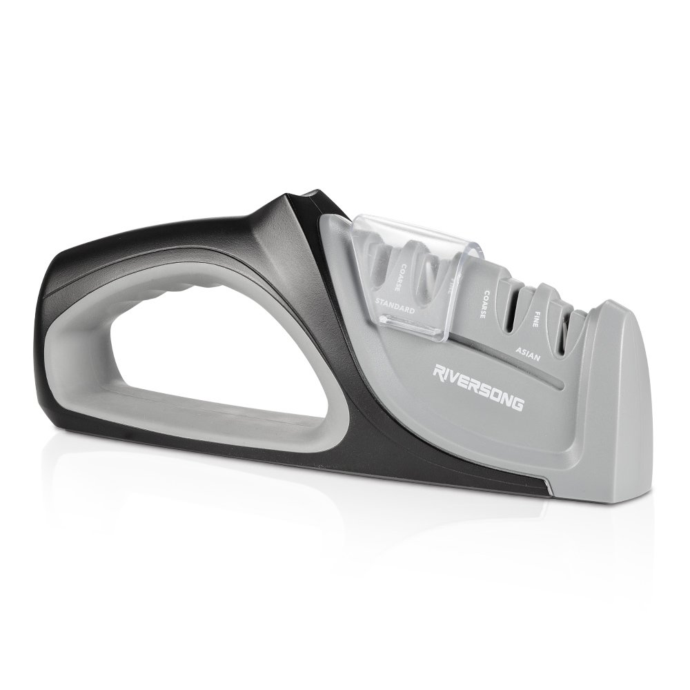 Kitchen Knife Sharpener 4 Stage for Santoku Knife Professional Home and Chef Sharpening Tool