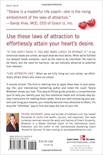 The Secret Laws of Attraction: The Effortless Way to Get the ...
