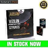 Violin Strings Set - Dominant Violin Strings - Ebook Violin...