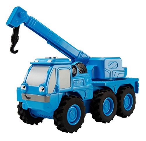 Mattel Fisher-Price DVR63 - Heppo parlante de Bob el constructor. Vehículo. En alemán: Amazon.es: Juguetes y juegos
