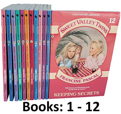 sweet valley high books paperback buyer's guide
