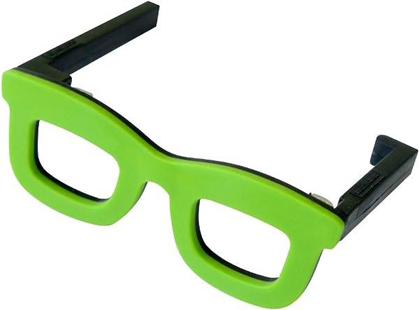 八幡化成 sceltevie bondiriger Bag Hanger(バッグハンガー) Glasses(グラス) グリーン
