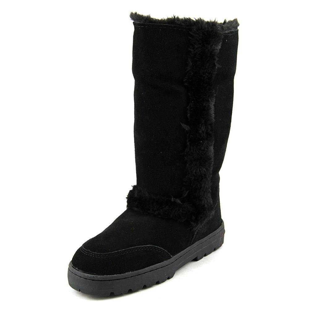 Style & Co. Womens Witty Leather Closed Toe Mid-Calf Cold Weather Snow Boot Black Size 8 M US.