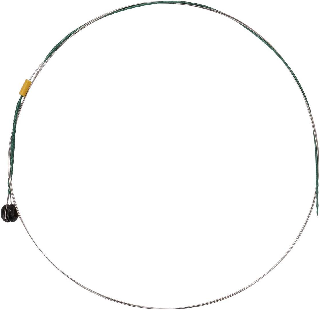 Lepeuxi 4pcs un ensemble de cordes de violon en acier chrom/é pour accessoires de violon 4//4-3//4