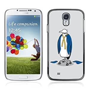 Designer Depo Hard Protection Case for Samsung Galaxy S4 / Penguin Suit