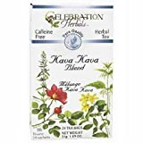 Kava Kava Blend Herb Tea – Pure Quality – 24 Tea bags Review