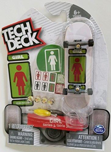 コンペ熟考するテントTech Deck ULTRA RARE 96mm Basic Board (Girl Skateboards Series 5 Sean Malto) [並行輸入品]